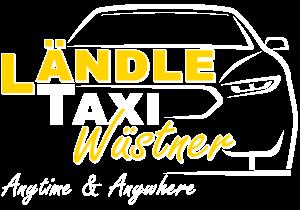 Ihr Ländle-Taxi für Hohenems, Lustenau und Rheintal