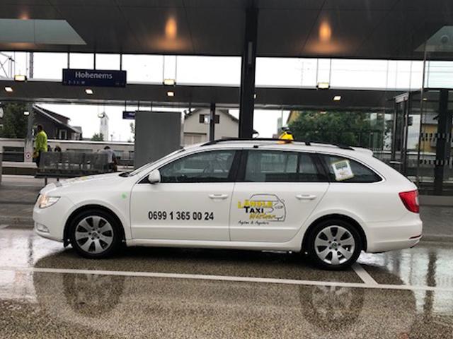 LändleTaxi Wüstner - Ihr Ländle Taxi für Hohenems und Lustenau